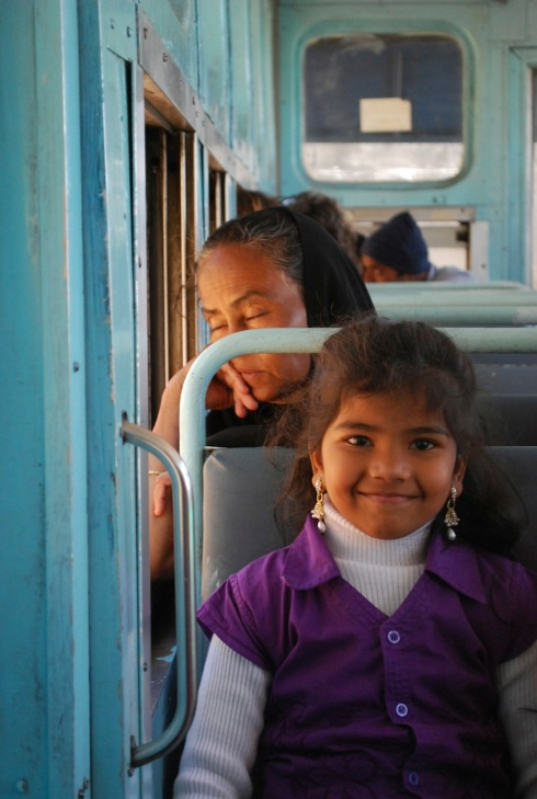 Train vers Ooty