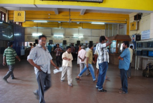 Station de train - Kollam